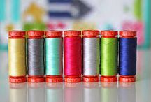 Aurifil Designers / Aurifil Designer Collections are created by the top designers in the quilting and sewing industry.