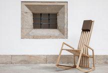 cándida / rocking chair