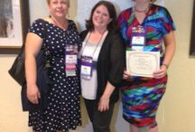 RWA 14 / The Romance Writers of America conference was extra special this year since I went as a Golden Heart Finalist who had just sold her first book. Here are some pictures showing how much fun I and my fellow Dreamweavers had.