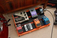 Pedal Boards and Cases