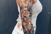 Sleeve Tatts