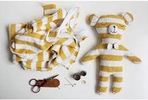 Fashion upcycled toys