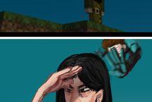 funny minecraft thingies