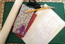 Sewing kids things