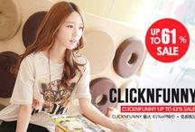 CLICKNFUNNY SALE / CLICKNFUNNY SALE