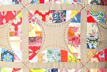 Hand Quilting / by Terri Ann Swallow