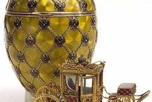 Faberge & Other Eggs