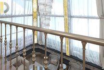 Дизайн гостиной / В дизайне гостиных комнат уже давно не существует правил и канонов. Все зависит от функциональных пожеланий, идеи, цветового и стилистического решения. Последними тенденциями все чаще становятся расширение пространства путем объединения гостиной с кухней, создавая студию. Подробнее: http://www.remont-f.ru/service/design/room/livingroom/