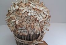 Paper Cupcake / Cupcake for crafter!