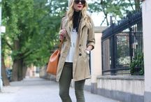 JACKETS & COATS / Favourite ways of mix & match with an outerpiece.