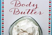 DIY BODY BUTTER