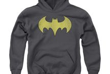 Superhero Youth Hoodies / by SimplySuperheroes.com