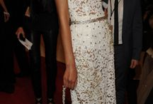 lace .tweed