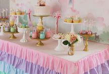 Festa princesas baby