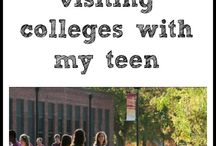 College Search - Finding the right fit for your teen