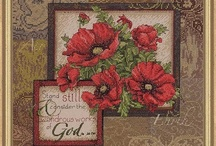 Cross-Stitch & Embroidery / by Holly Reed