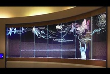 Inspiration: Interactive Donor Walls / We love to share great ideas we've seen! Check out some of our favorite display ideas!