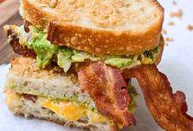 Sandwich night  / by Char Clark