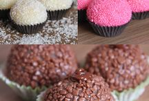Brigadeiros Gourmet e Cupcakes