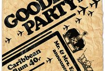 Party - good bye / by Charity Fontenot