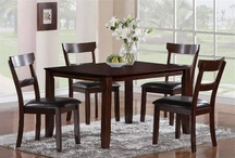 New Dining Table / by Heather Taggart