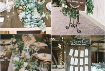Wedding Decor / Tischdeko