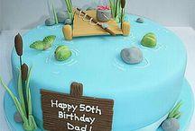 rybářský dort