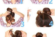 Hair / Stirs