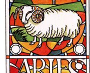 ☼ ARIES / If you were born under the sign of the ram, you should consider yourself blessed. Aries personality traits are extremely useful and they can, if put to proper use, ensure a life full of impressive achievement. You've got amazing willpower and initiative. There's nothing you can't tackle if you try.