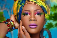 African style- fashion shoot