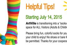 Helpful Tips for Visitors!