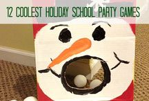 Christmas ideas / Party ideas and craft