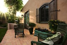 Outdoor Rooms / I would spend more time outdoors if I had a comfortable place to hang out / by Cindy Rhudy