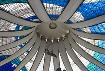 Architecture + Spaces / by Karen Winsk
