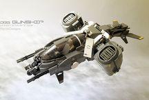 Gunship FG