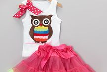 Super Cute Clothes for Daughter / Adorable girl clothes