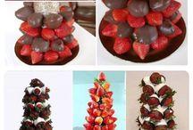 princesas ☆ mesa de dulces