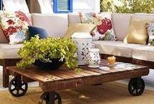 Decoración Rustica o Industrial / Aqui encontraras decoración tipo rustica o industrial para hacer de tu hogar un lugar mágico :)