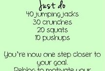 Work Out / Things that have to do with working out