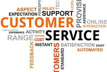 CUSTOMER SERVICE & SUPPORT CALL CENTER / Every solution can be implemented as a stand-alone aspect of customer support, customer service and support call center