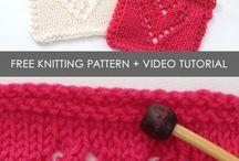 Projekty na pletenie
