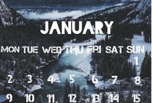 Calender wallpapers