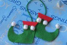 Christmas Crafts / by Cynthia Romero Lovato