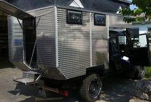 LR Defender Camper / Camper 4x4, 6x6, wohnmobil 4x4, 6x6, off road