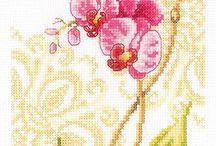 Cross stitch ~flowers