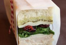 The bomb sandwiches / by Beth Cornacchio