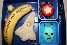 Un jour un food art / Des idées de food art à réaliser pour les enfants. #foodart #alimentationpourenfants #designculinaire