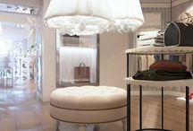 Interior Design of Fashion Boutique / We are interior designers from Lviv Ukraine. We have experience in making design of different interiors, such as private houses, offices, hotels, restaurants etc.