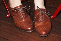 Shoes / Feet style I want to own / by Kelli Lawrence