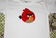 Angry Birds-kinda like them / by Debbie Gibson